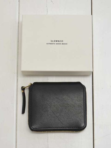 SLOW(スロウ) mini round wallet / herbie (SO737I)