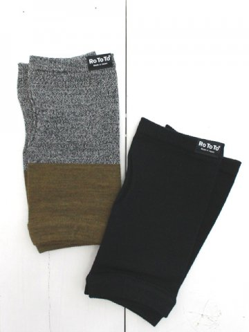RoToTo(ロトト) MERINO WOOL HAND WARMER (R5029)
