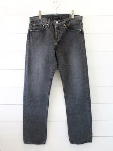 orslow(オアスロウ)<br>IVY FIT DENIM 107 BLK DENIM STONE (01-0107W-D61S)