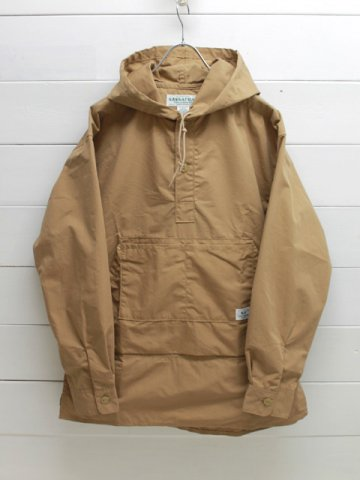 SASSAFRAS(ササフラス)<br>LAND SCAPER SHELL BUD HALF- C/N WEATHER BEIGE (SF-201611)