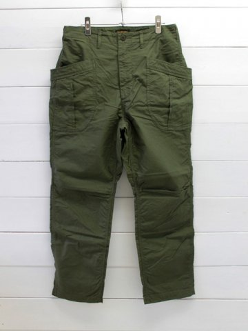 A VONTADE (アボンタージ) <br>Fatigue Trousers -Rip Stop- (VTD-0430-PT)