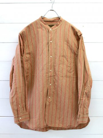 A VONTADE (アボンタージ)<br>Banded Collar Shirts (VTD-0300-SH)