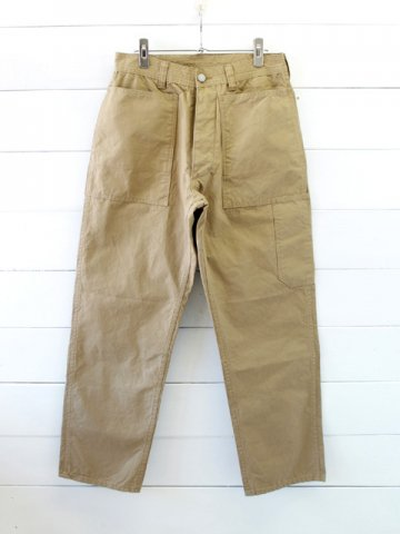 SASSAFRAS(ササフラス)<br>TRANSPLANT PANTS CANVAS (SF-201632)