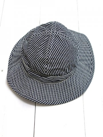 orslow (オアスロウ) US NAVY HAT UNISEX HICKORY(03-001)