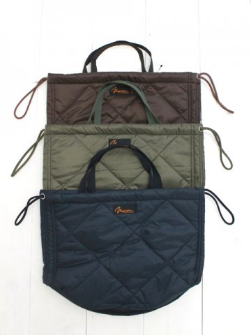 NAPRON(ナプロン) QUILTING  PATIENTS BAG (NP-BG07-9A)
