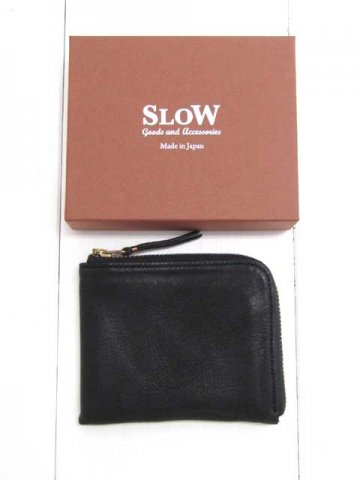 SLOW(スロウ) smart short wallet / bono (SO631F)