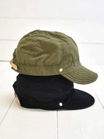DECHO(デコー) SHALLOW KOME CAP RIP STOP (8-1AD20)