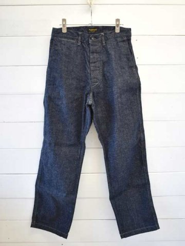 A VONTADE (アボンタージ) <br>PW Denim Trousers -11.5oz Selvedge Denim- (VTD-0401-PT)