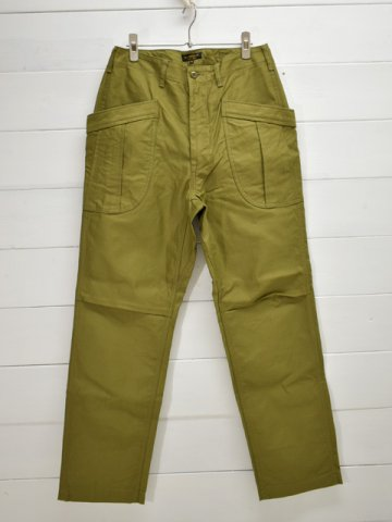 A VONTADE (アボンタージ) <br>Fatigue Trousers -Back Sateen- (VTD-0430-PT)