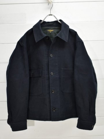 A VONTADE (アボンタージ) Short Engineered Jacket (VTD-0429-JK)