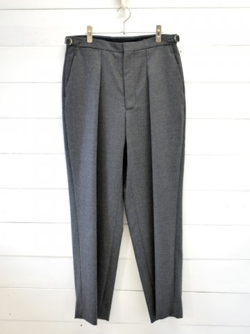KAPTAIN SUNSHINE (キャプテンサンシャイン) Wide Trousers (KS20FPT04)