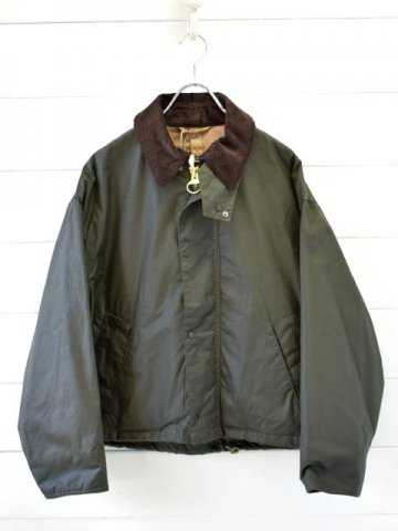 KAPTAIN SUNSHINE (キャプテンサンシャイン) <br>Kaptain Sunshine × Barbour Big Transporter (KS20FBB02)