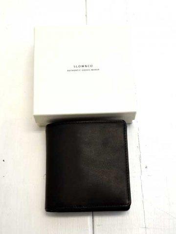 SLOW(スロウ) short wallet / vegetal (333S89J)
