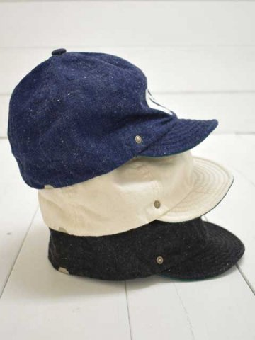 DECHO(デコー) NEGRO BALL CAP -WE- (DEEF-01)
