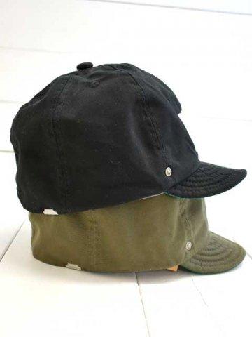 DECHO(デコー) NEGRO BALL CAP -NY- (DEEF-03)