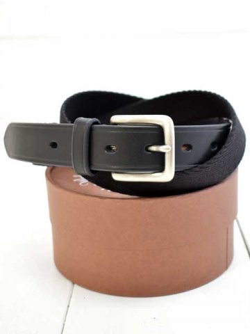 SLOW(スロウ) 30mm tape belt / herbie (HS69J)