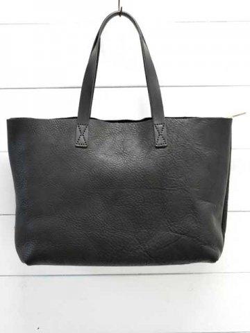 SLOW (スロウ) bono zip tote bag (49S39D)