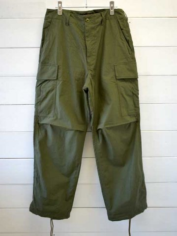 A VONTADE (アボンタージ) Jungle Fatigue Trousers (VTD-0454-PT)