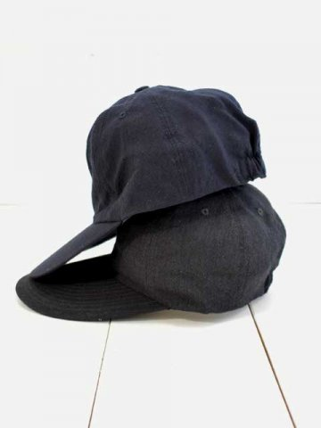 KAPTAIN SUNSHINE (キャプテンサンシャイン)<br> Long bill 6Panel Cap (KS21SGD03)