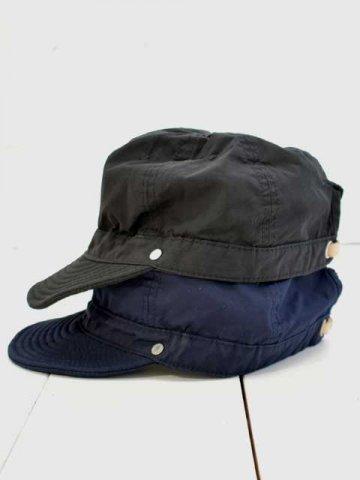 DECHO(デコー) SHALLOW KOME CAP RIP STOP (1-3SD21)