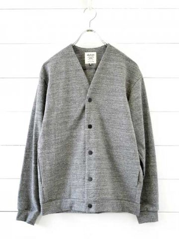 Jackman(ジャックマン) Stretch Owners Cardigan (JM8122)