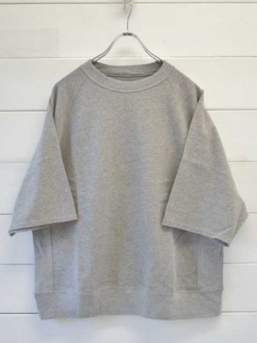 KAPTAIN SUNSHINE (キャプテンサンシャイン)<br>Crewneck Pullover Big Tee (KS21SCS02)