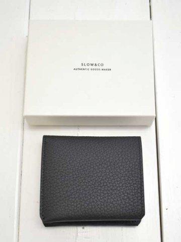 SLOW(スロウ) crispanil -folded mini wallet- (SO763J)