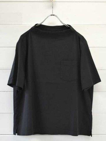 nisica (ニシカ) ガンジープルオーバー半袖シャツ (NIS-970)