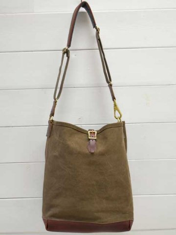 ARTS&CRAFTS(アーツアンドクラフツ)<br>AGING CANVAS ONE STRAP CARRY ALL