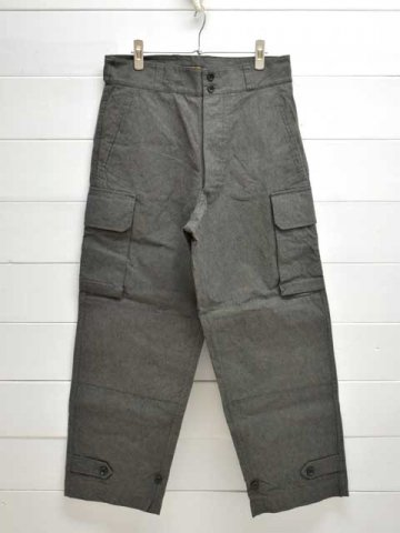 A VONTADE (アボンタージ) 40's French Army Trousers (VTD-0450-PT)