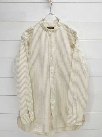 A VONTADE (アボンタージ) Banded Collar Shirts (VTD-0312-SH)