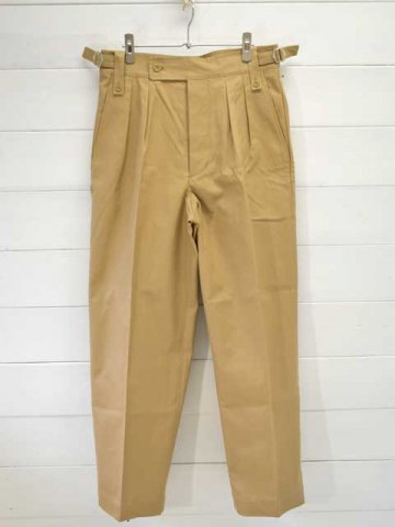 A VONTADE (アボンタージ) Gurkha Trousers Modify (VTD-0462-PT)