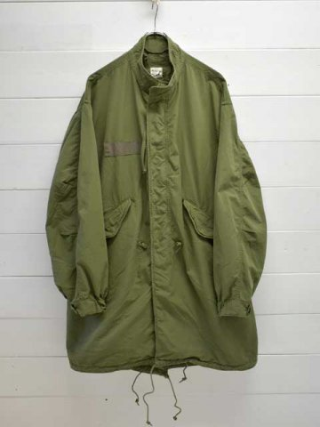 orslow (オアスロウ)<br> M-65 FISH TAIL COAT -ARMY GREEN-  (03-6065-76)