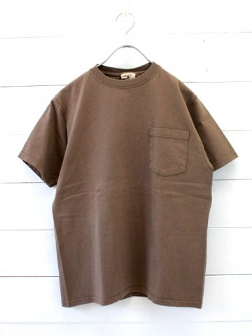 GOOD WEAR (グッドウェア) S/S CREW NECK POCKET TEE CUSTOM