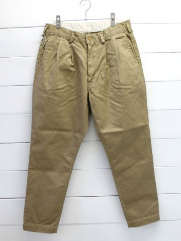 orslow(オアスロウ) BILLY JEAN KHAKI (01-5560-40)