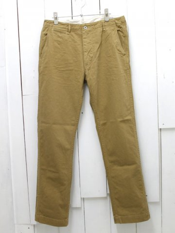 orslow(オアスロウ)<br>SLIM FIT ARMY TROUSER PANTS MEN'S (01-5361-40)