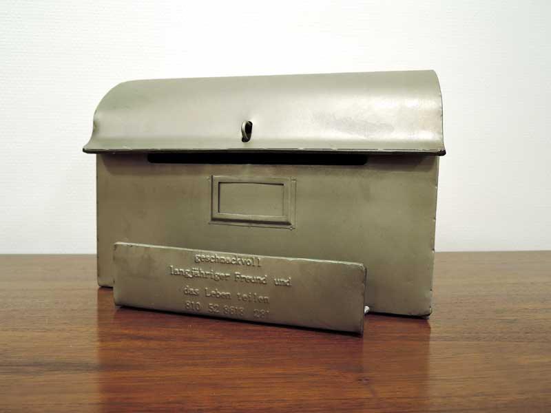 ラスティメールボックス