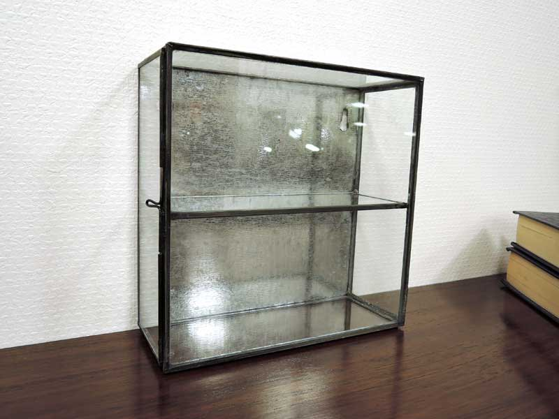 ガラスコレクションウォールシェルフ