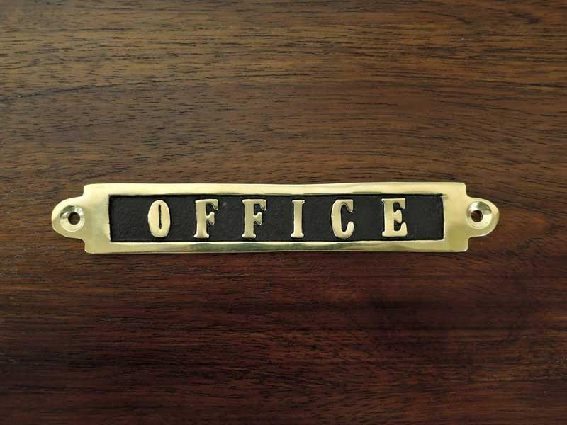 ブラスサイン<br>OFFICE<br>