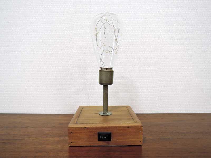 LED ランタン<br>バルブスタンド<br>