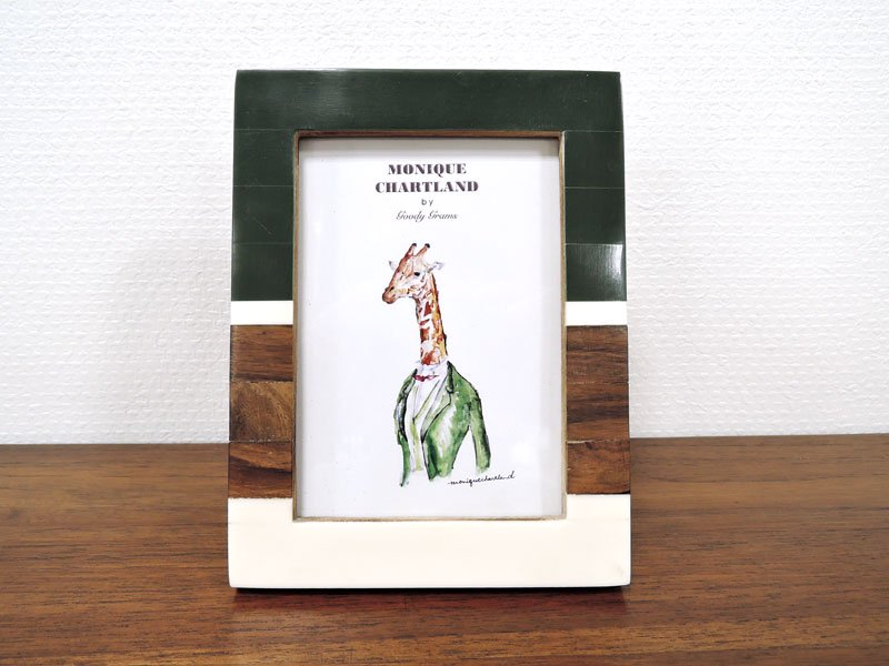 フォトフレーム<br>Mr.Giraffe フォトL<br>