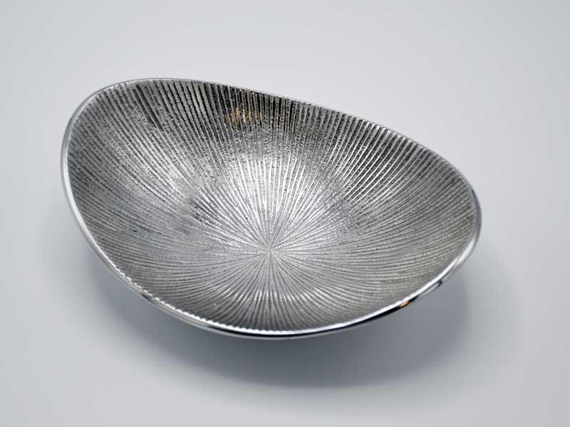 アルミニウム オーバルトレイ<br>