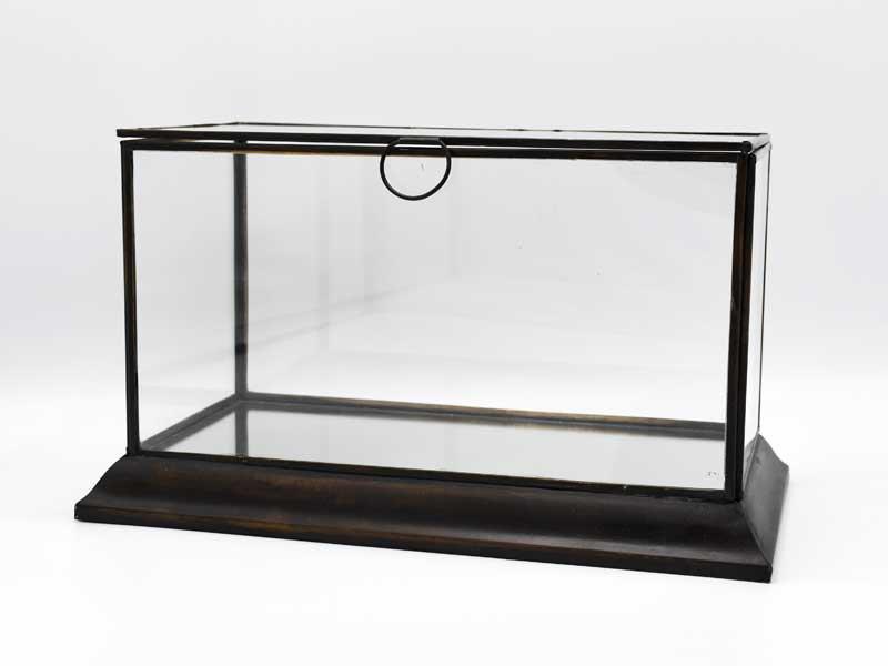 ガラスコレクション<br>ミラー ディスプレイケース<br>