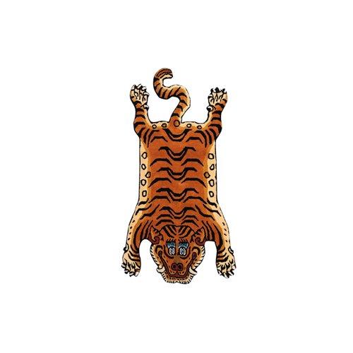 チベタン タイガーラグ<br>ブルーアイ S<br>
