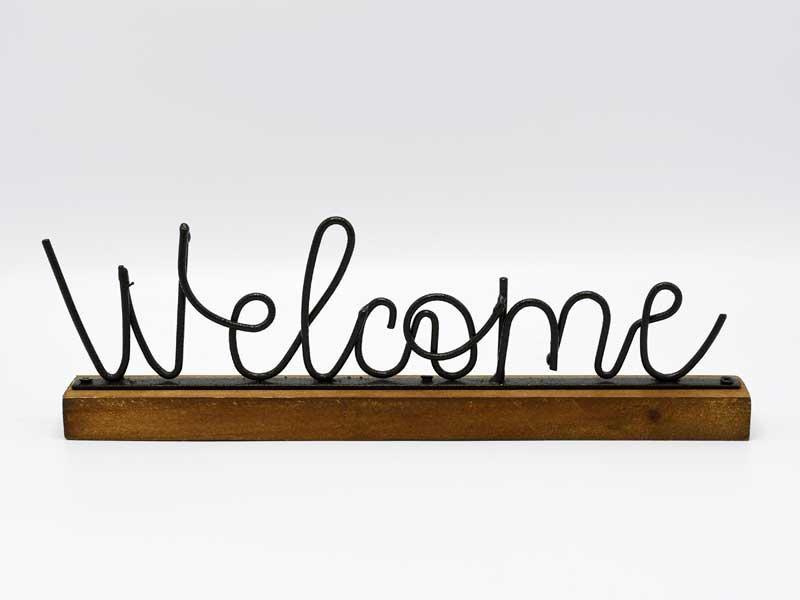 Welcome ウェルカム<br>サインスタンド<br>