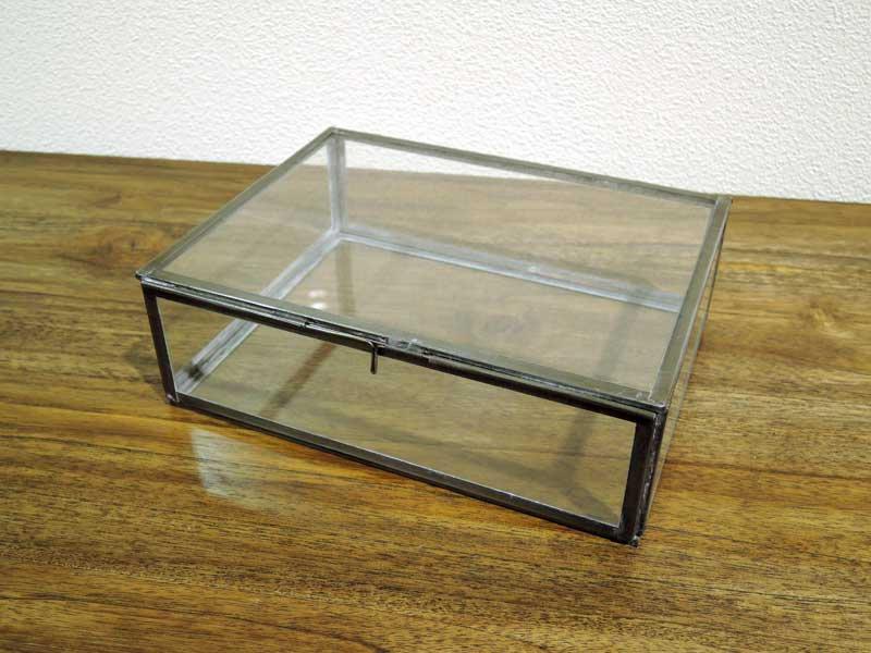 ガラスコレクションボックス S<br>