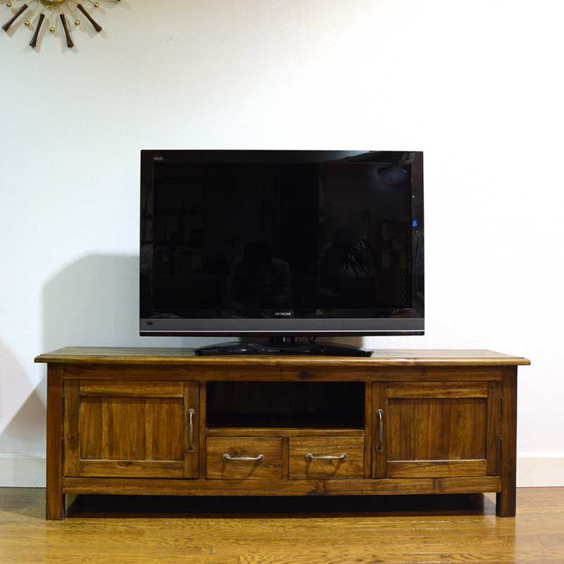 チーク ペック テレビボード150