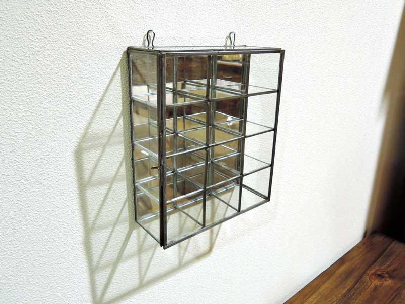 ガラスコレクション<br>ウォールボックス <br>