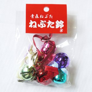 7分カラー鈴セット(6コ入り)