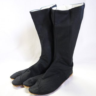 きねや無敵地下足袋(黒)